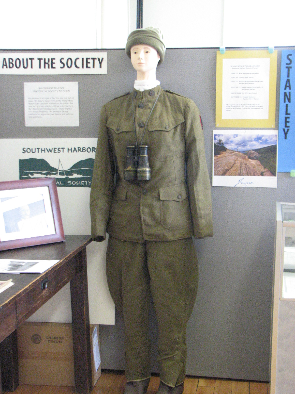World War I Army Uniform