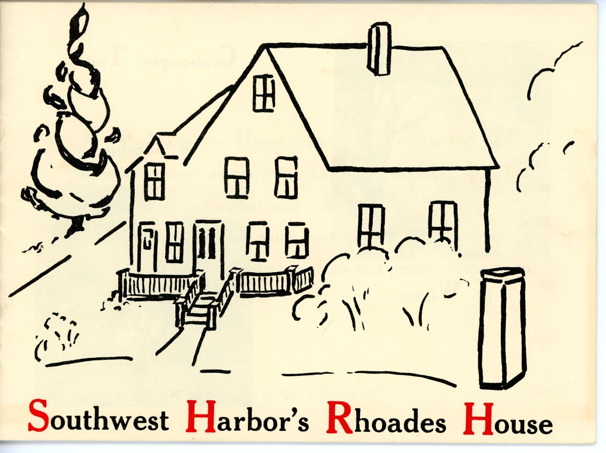 Southwest Harbor's Rhoades House